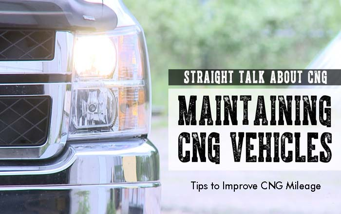 How to increase average of CNG car